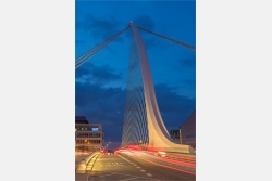 Dublin Samuel Beckett Brücke