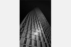 Twisted Hochhaus Dubai