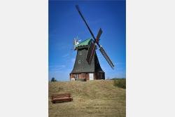 Holländer Windmühle