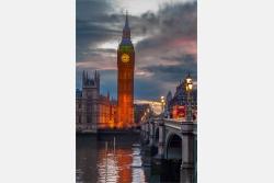 London Big Ben Parlament