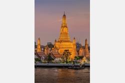 Wat Aurun Tempel Bangkok