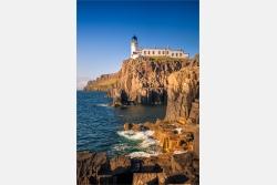 Nest Point Leuchtturm Isle of Skye
