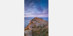 Wandbild Mallorca Leuchtturm Cap Formentor