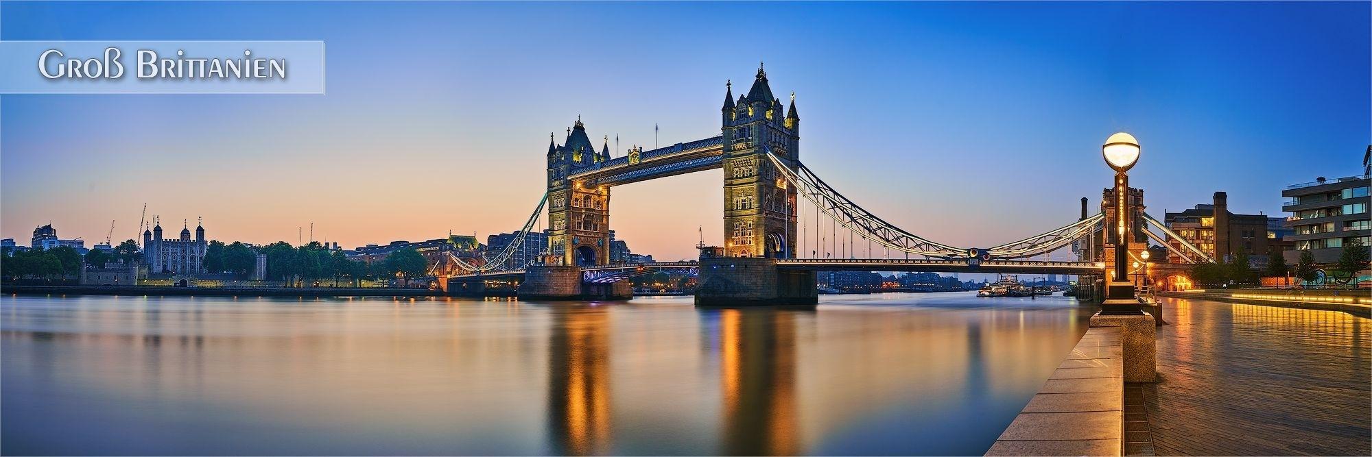 Bilder aus Groß Britannien als Wandbild oder Küchenrückwand