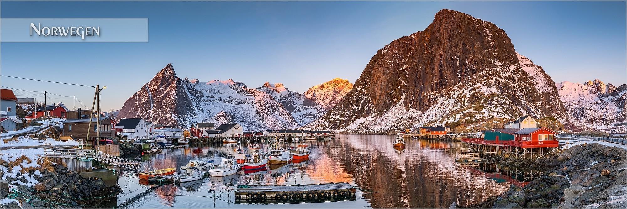 FineArt & Panoramafotografien aus Norwegen