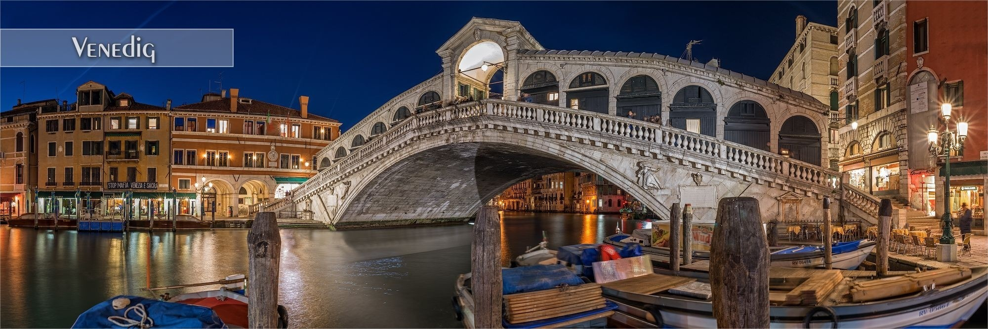 Bilder aus Venedig als Wandbild oder Küchenrückwand