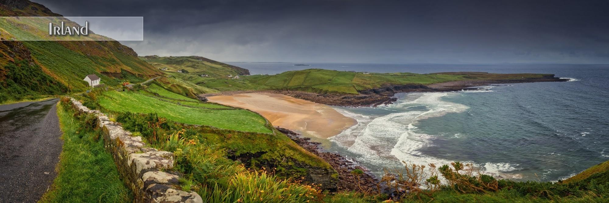 Bilder aus Irland als Wandbild oder Küchenrückwand