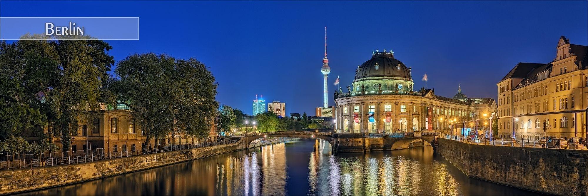 FineArt & Panoramafotografien aus Berlin