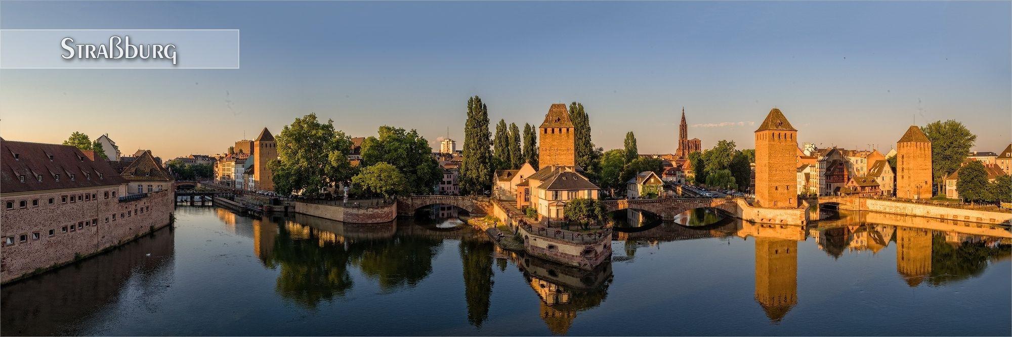 Bilder als Wandbild oder Küchenrückwand aus Straßburg