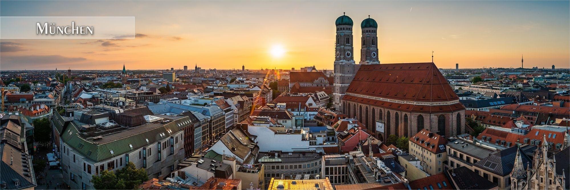 Bilder aus München als Wandbild oder Küchenrückwand
