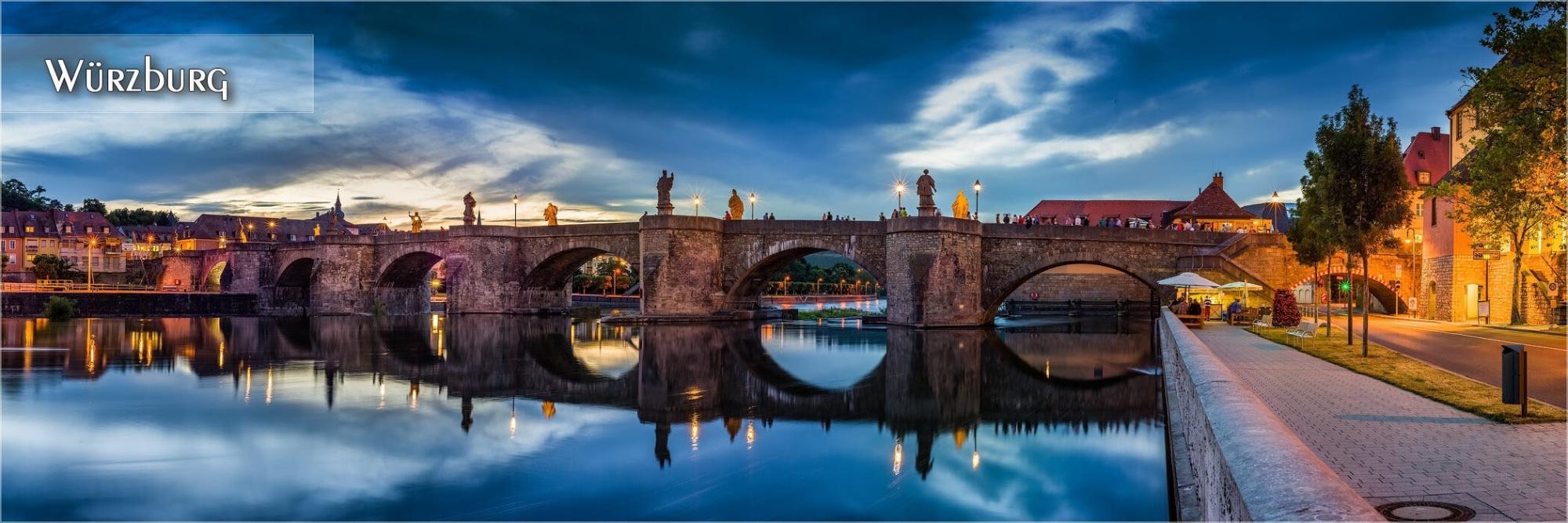 FineArt & Panoramabilder als Wandbild und Küchenrückwand aus Würzburg