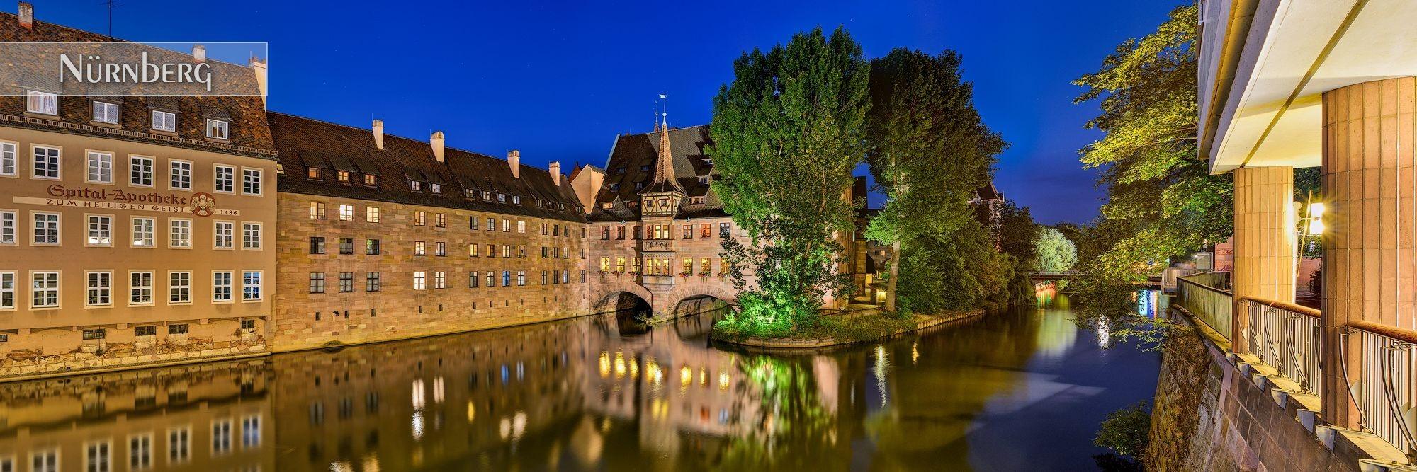 FineArt & Panoramabilder als Wandbild und Küchenrückwand aus Nürnberg