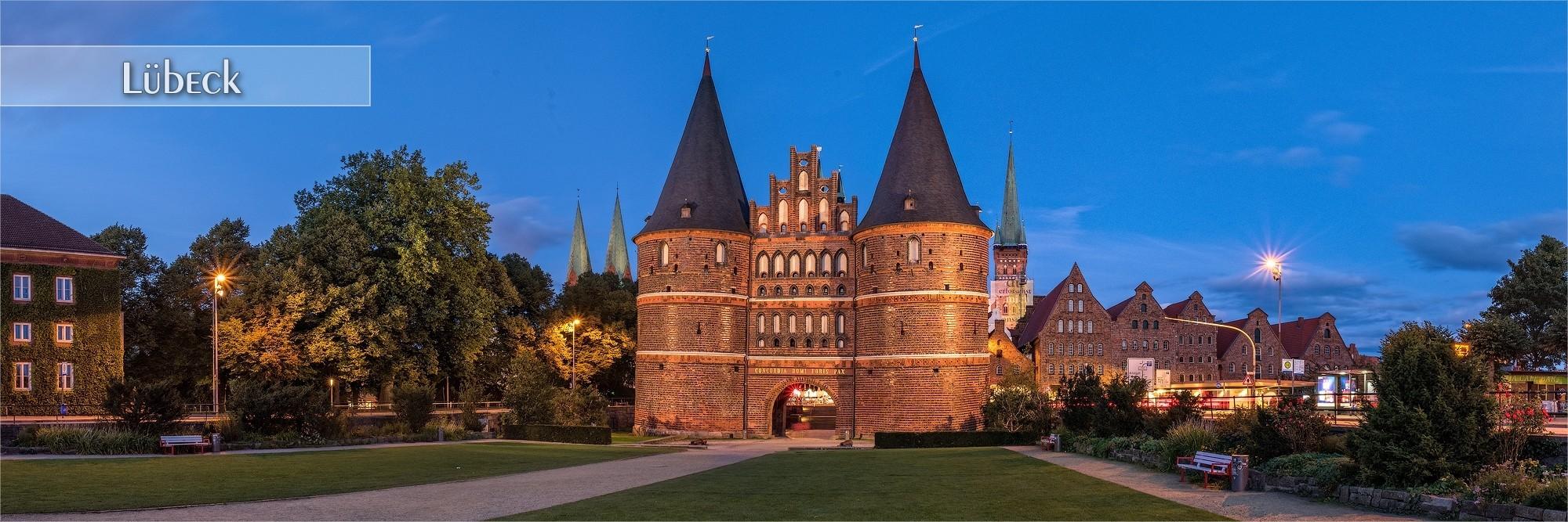 Fineart & Panoramafotografien aus Lübeck