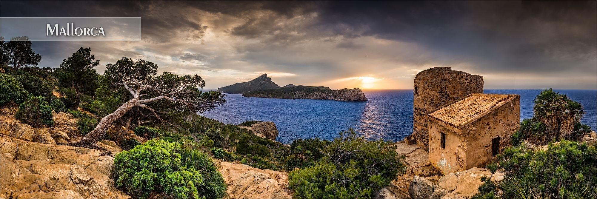 Bilder als Wandbild und Küchenrückwand aus Mallorca