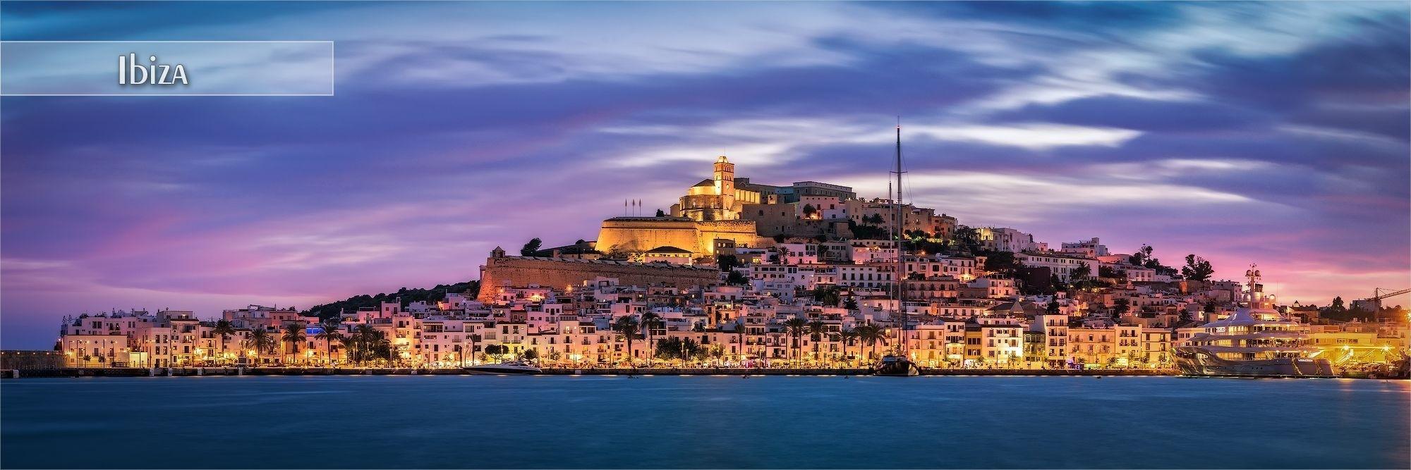 Bilder als Wandbild oder Küchenrückwand aus Ibiza