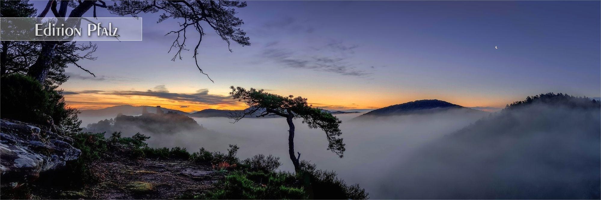 Panoramafotografien aus der Pfalz von Christian Gamio