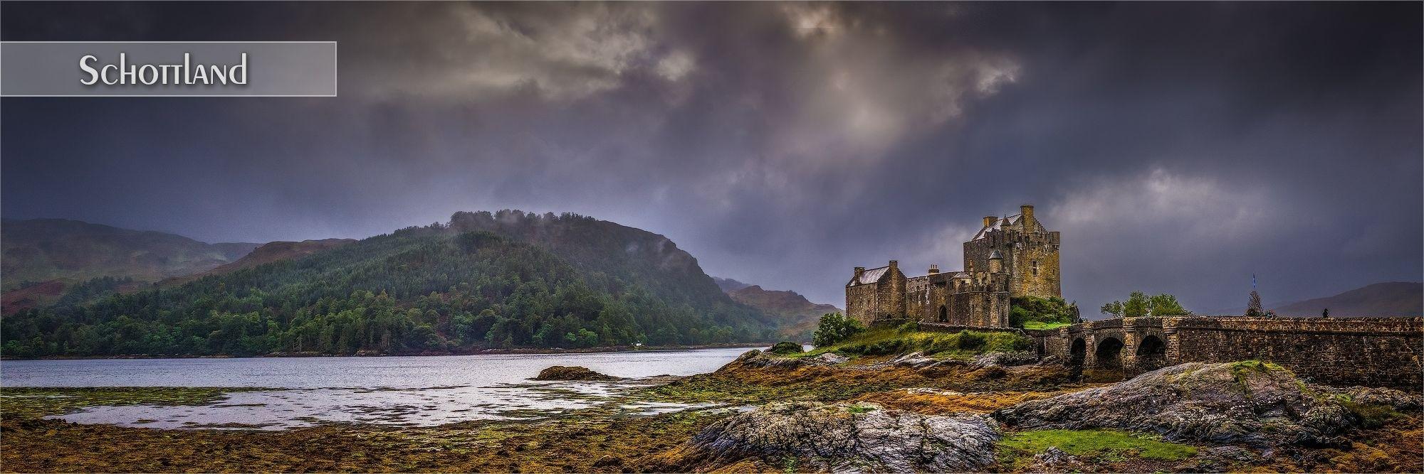 Bilder aus Schottland als Wandbild oder Küchenrückwand