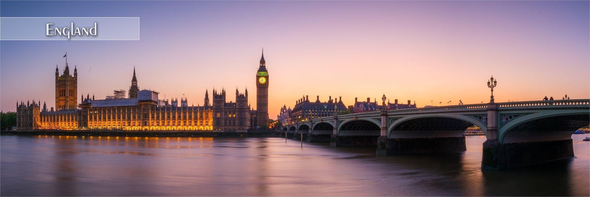 Bilder aus England als Wandbild oder Küchenrückwand