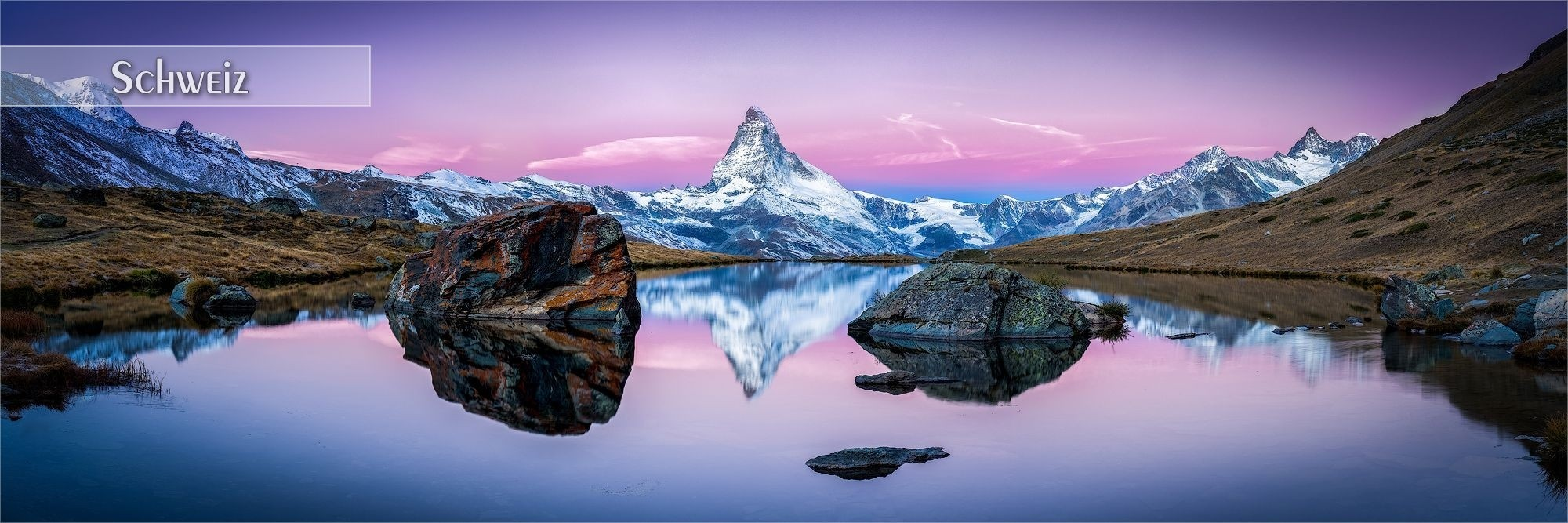 FineArt & Panoramafotografien aus der Schweiz