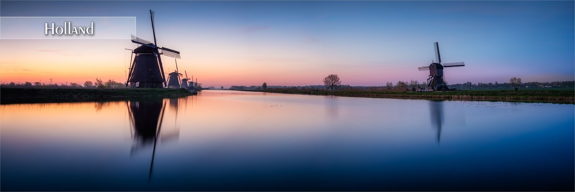 FineArt & Panoramafotografien aus Holland