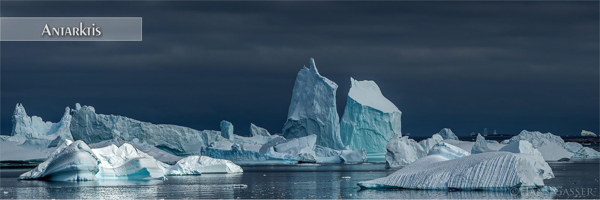Bilder aus der Antarktis als Wandbild oder Küchenrückwand