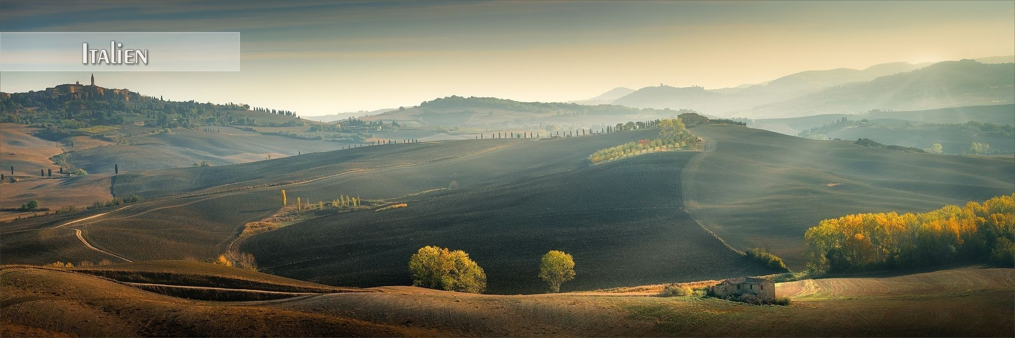 Bilder aus Italien als Wandbild oder Küchenrückwand